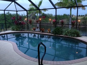 Cape Coral Canal Home